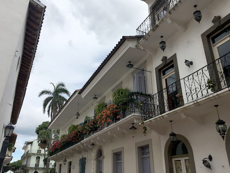Stylish apartments in historic Panama City photo©CarolKent