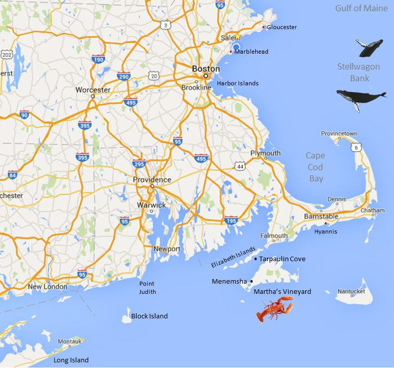 Cape Cod Yacht Charters Can Include Nantucket And Martha's