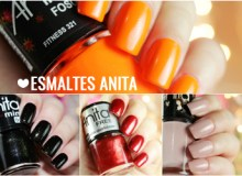 Lançamentos Anita Esmaltes