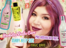 Produtos Leads Care / Mary Help SoS, Magic Wand e Pro American Trat.