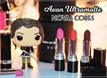 Avon Ultramatte – Novas Cores
