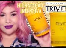 MÁSCARA DE HIDRATACAO INTENSIVA 03 TRIVITT – ITALLIAN HAIRTECH [Low Poo]