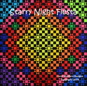 Starry Night Fiesta Completed