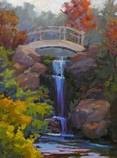 Quarry Hill Waterfall