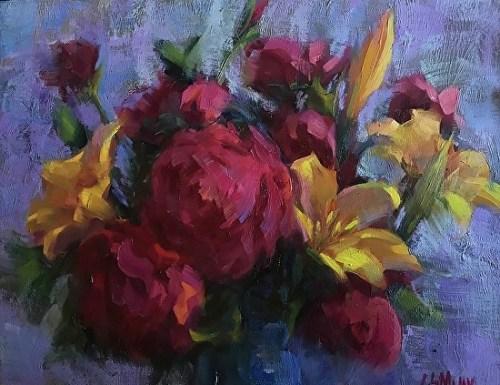 yellow-lilies