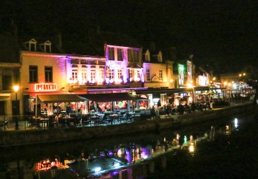 Amiens by night