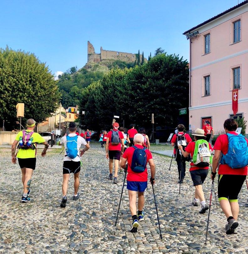 Marathon starts in Avigliana