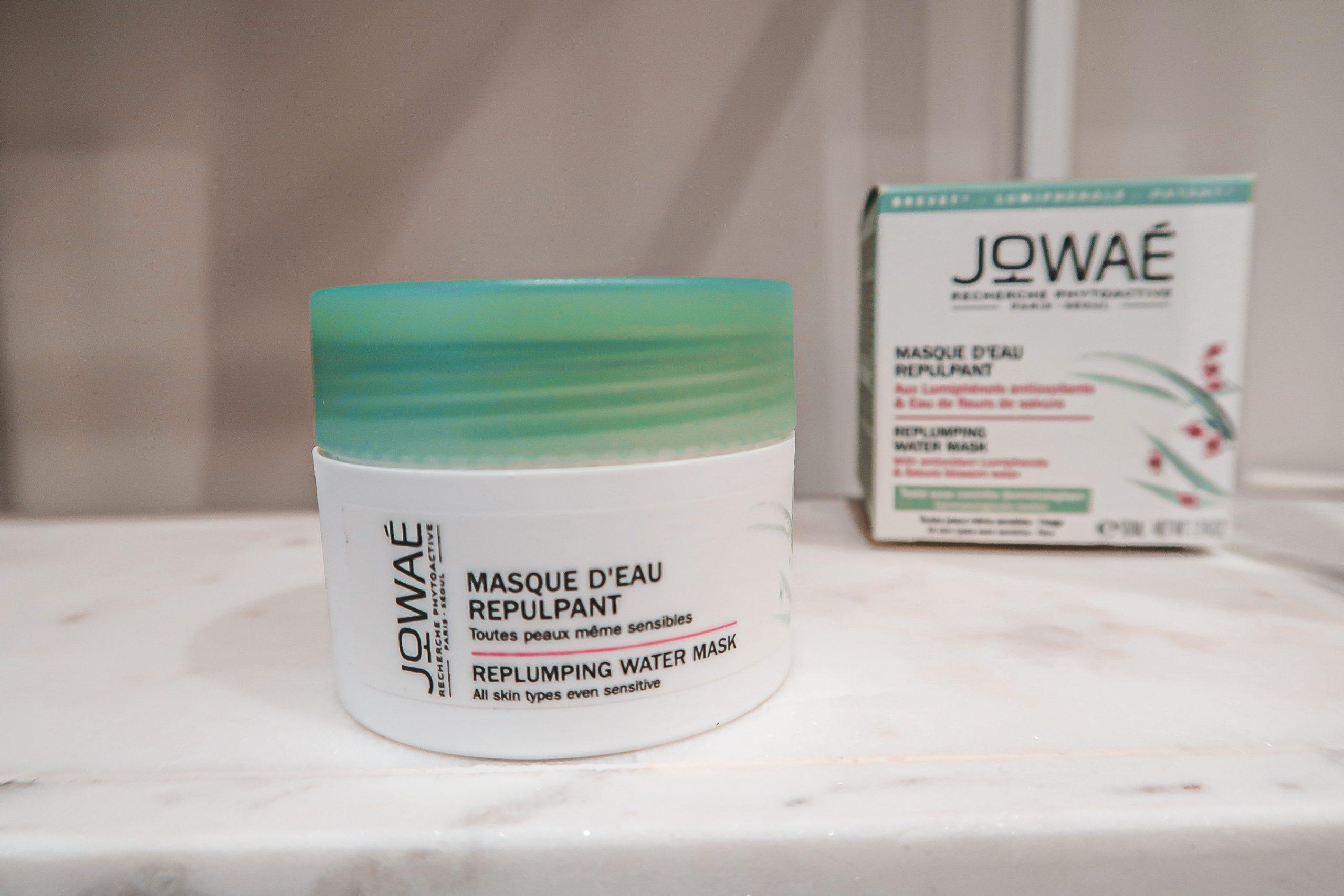 Maschera idratante di Jowaé: la recensione completa!