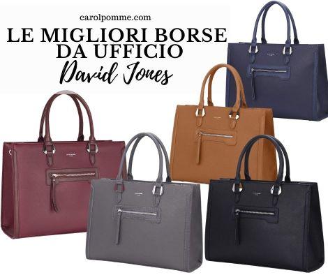 Tote Shopper Bag, borsa ideale per il lavoro.