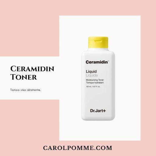 dr jart+ ceramidin prodotti