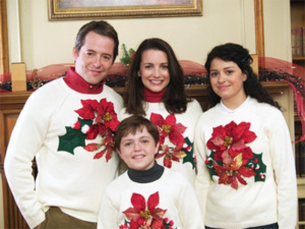 01. Bad Sweater family shot