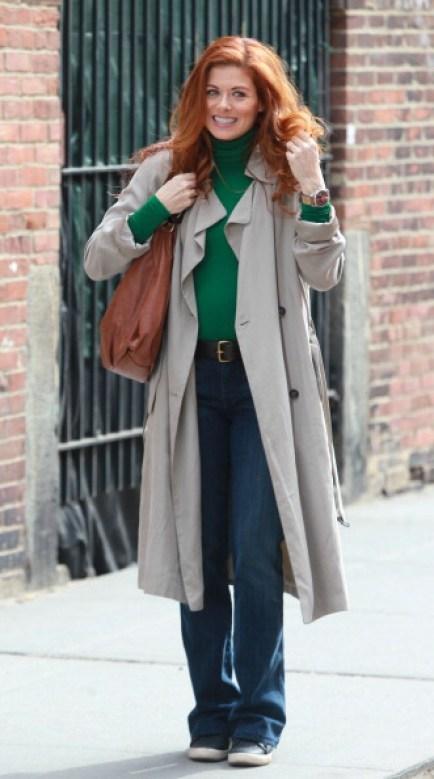 Celebrity Sightings In New York City - April 15, 2014