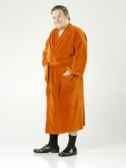 Portrait-Jeff Garlin-bathrobe