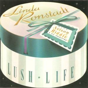 Linda Ronstadt – Lush Life cover
