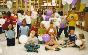 Elise's third grade class
