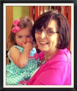 Mom and great-granddaughter Blakely