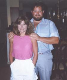 Sandra and David
