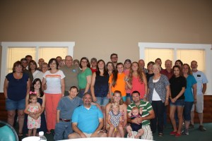 The Limoges Family Reunion