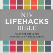 Winner of the NIV Lifehacks Bible is…