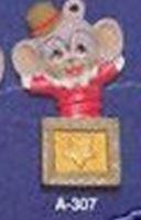 Alberta Ornaments 0307 mouse-in-the-box
