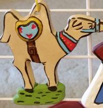 S-K 0432 corky camel