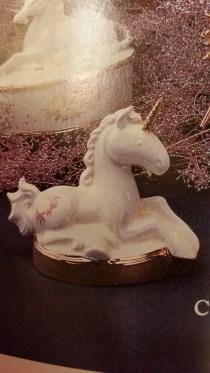 Gare 0620 Baby Unicorn or Pegasus Lying
