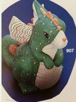 Kimple 907 stuffed dinosaur
