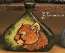 Doc Holliday 0621 cougar decanter