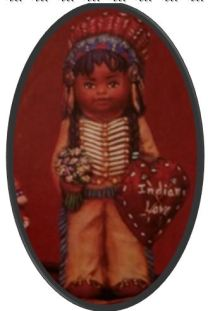 Kimple 2709 Little Indian #2 February