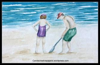 Beach neighbors