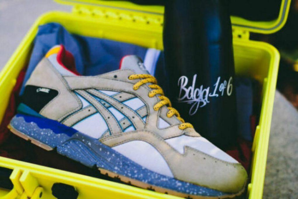 Asics Tiger lança o novo Gel Lyte V by Bodega