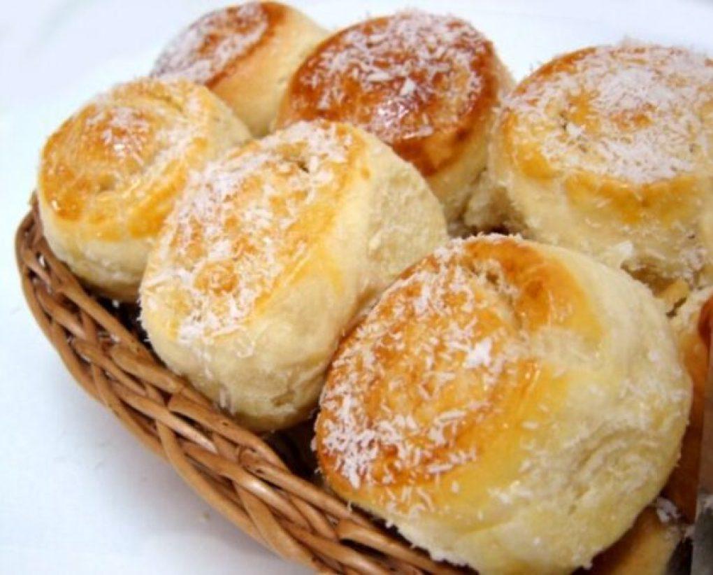 receitas pães