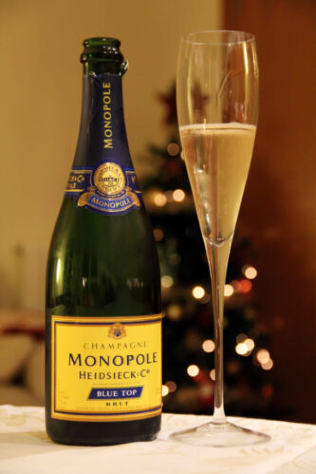 A melhor bebida para o seu signo Champagne