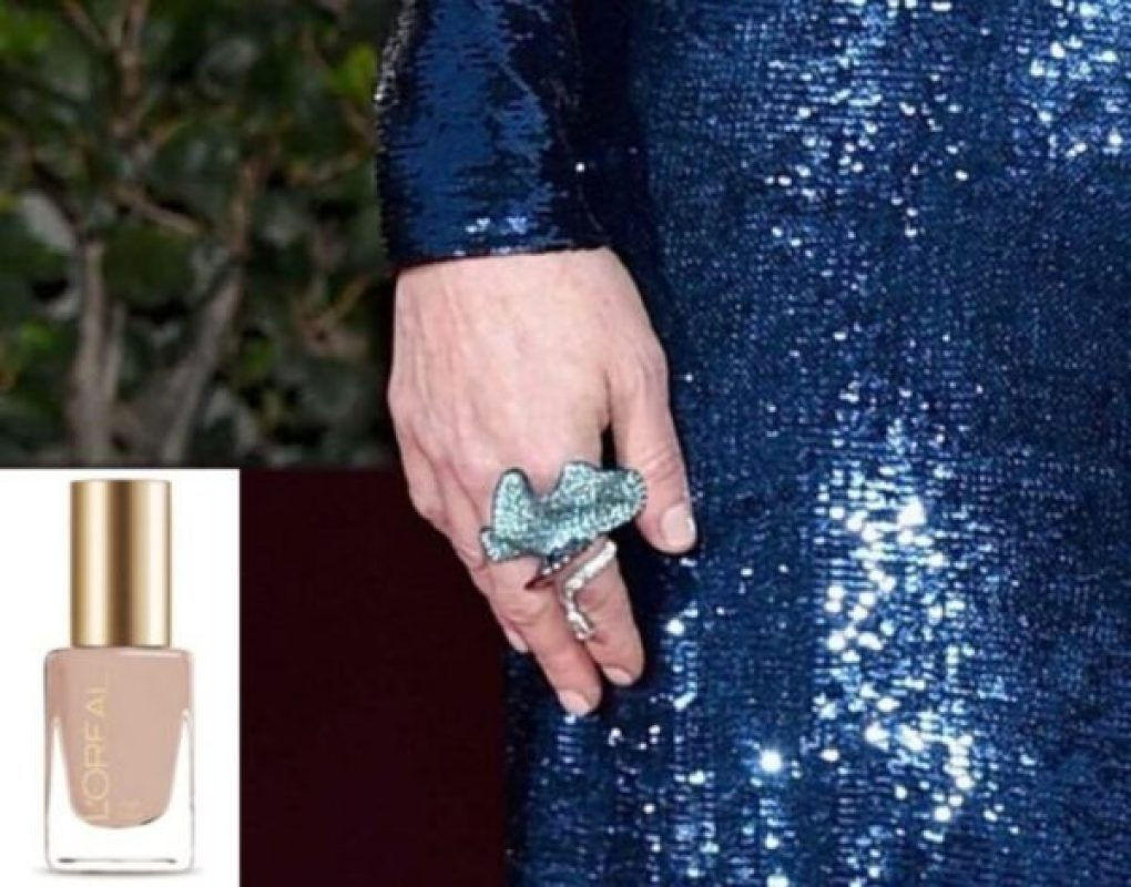 Julianne Moore Golden Globes 2016 CarolSisson esmalte