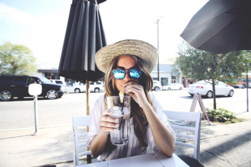 O drink perfeito para o verão