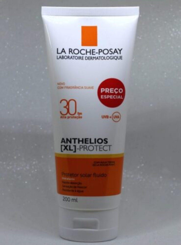 Resenha: Protetor Solar Fluido FPS 30 para corpo e rosto