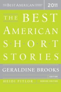 Best American Short Stories 2011 cover
