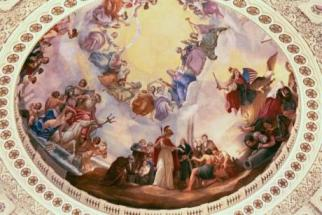 US Capitol Rotunda- The Apotheosis of Washington
