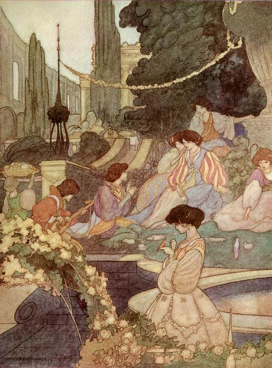 Thursday's Tale: The Happy Prince by Oscar Wilde