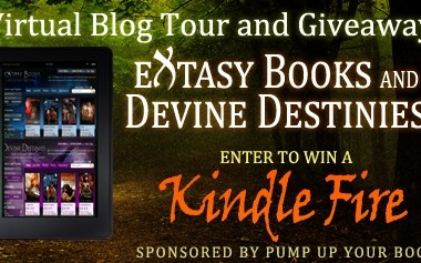 About eXtasy Books and Devine Destinies (with Kindle Fire Giveaway)