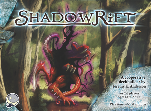 Game Night: Shadowrift (and a thanks to Longbow Games)