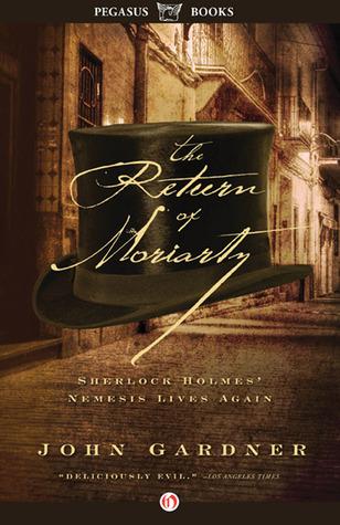 Review: The Return of Moriarty by John E. Gardner