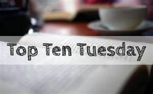 Top Ten Tuesday: Bookish Confessions