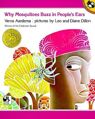 Thursday's Tale: Why Mosquitoes Buzz in People's Ears