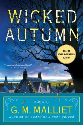 Review: Wicked Autumn by G. M. Malliet