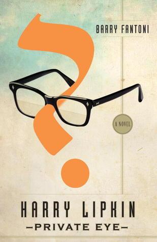 Review: Harry Lipkin, Private Eye by Barry Fantoni