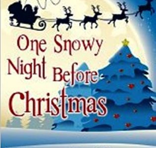 Review: One Snowy Night Before Christmas by Pamela Fryer