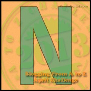 N is for Nele Neuhaus