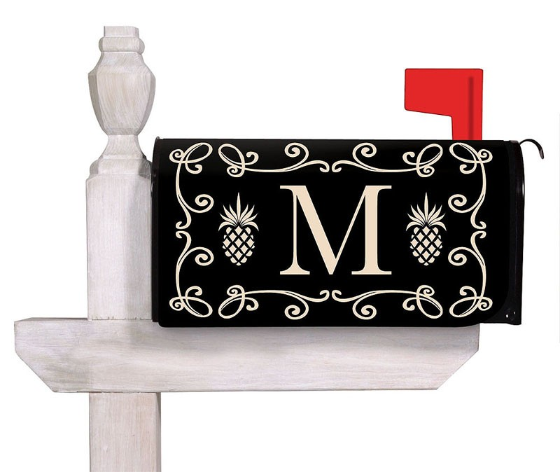 M is for Mailbox Monday