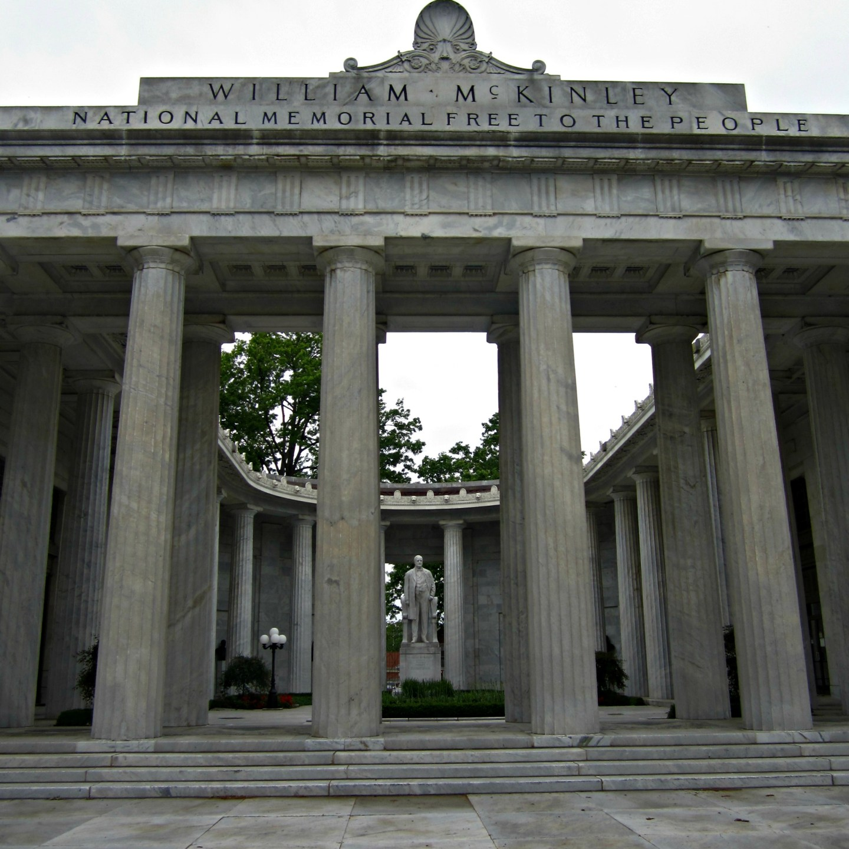 Saturday Snapshot: National McKinley Birthplace Memorial